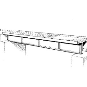 Under Girder Type
