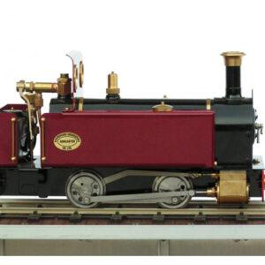 Live Steam Locomotives